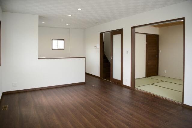 床材と建具