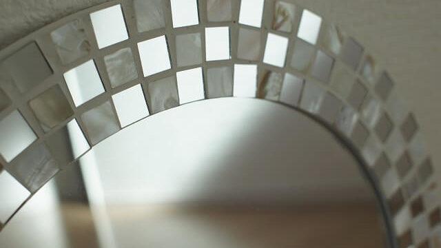 ニトリの鏡