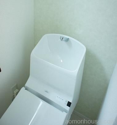 トイレ2階