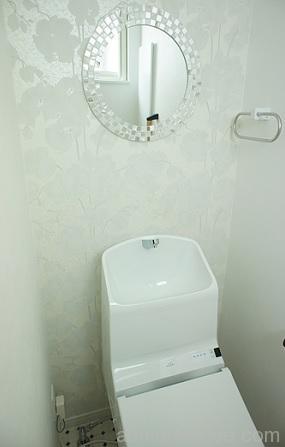 トイレ1階全容