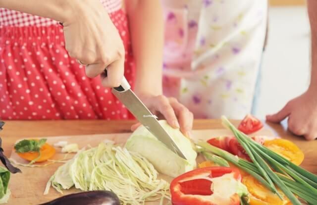 キッチン料理
