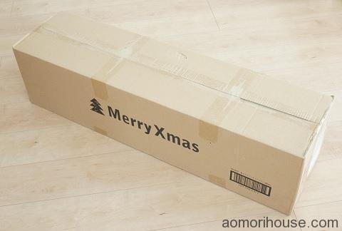クリスマスツリー梱包