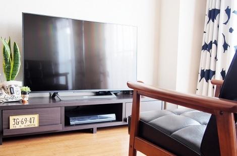 テレビボード高さ