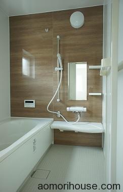 浴室オープン