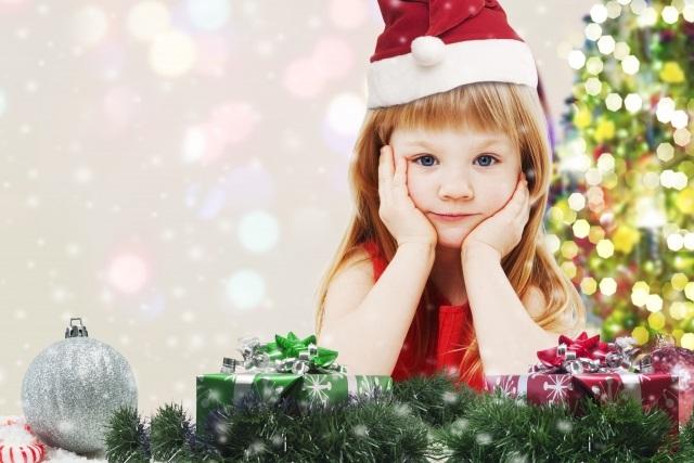 クリスマスプレゼント女の子