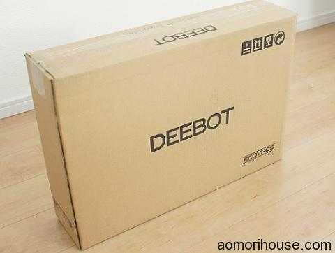 Deebot DM82外梱包