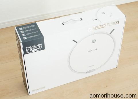 Deebot DM82商品箱